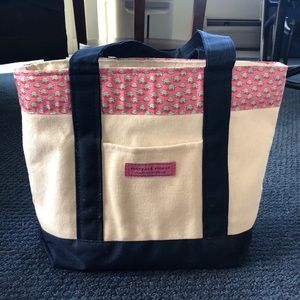 Vineyard Vines Small Turtle Tote